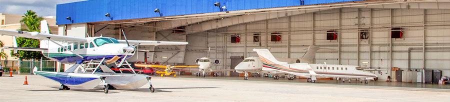 BCT Hangar