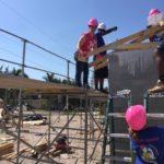 2017 Habitat for Humanity build