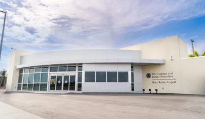 Customs & Border Protection Service facility