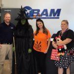 Halloween 2018 - at Boca Aircraft Maintenance