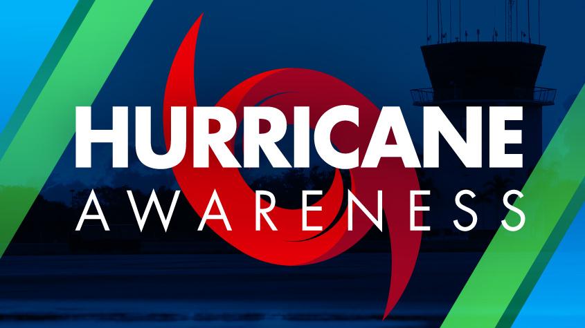 Hurricane Preparedness logo for BRAA